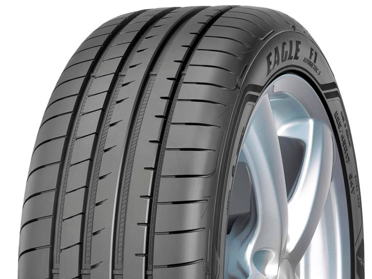 Goodyear Eagle F1 Asymetric 3
